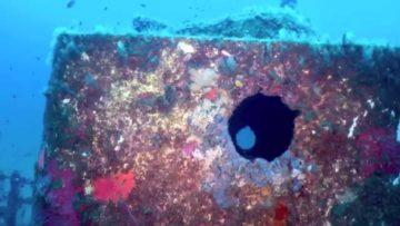 Menorca sub, relitto Santa Clara