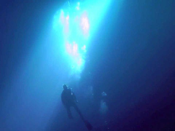 Menorca sub, immersione nella Cattedrale
