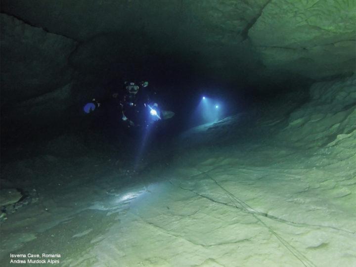 Isverna Cave, Romania_ Andrea Murdock Alpini PHY DIVING EQUIPMENT 2