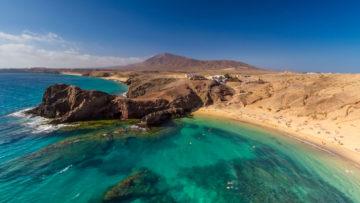 Isole Canarie – Playa de Papagayo – Lanzarote@hellocanaryislands